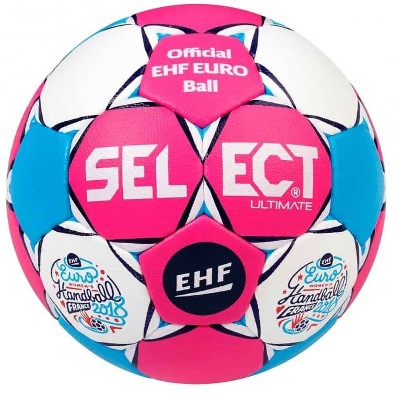 Ballon Handball Ultimate EURO 2018 France